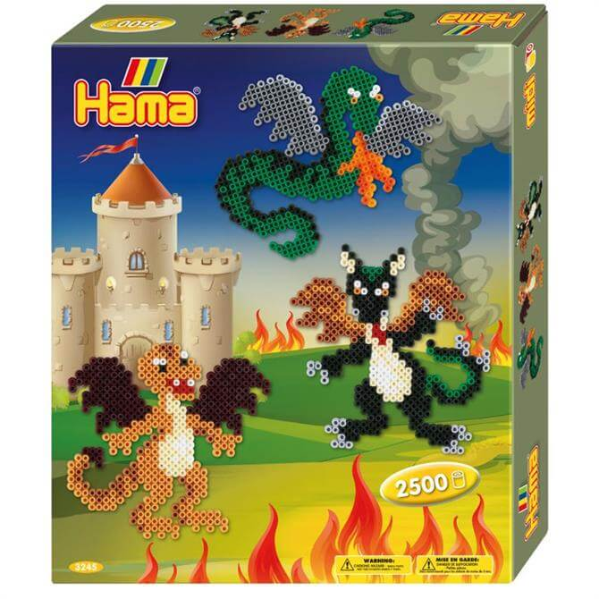 Hama Dragons Gift Box