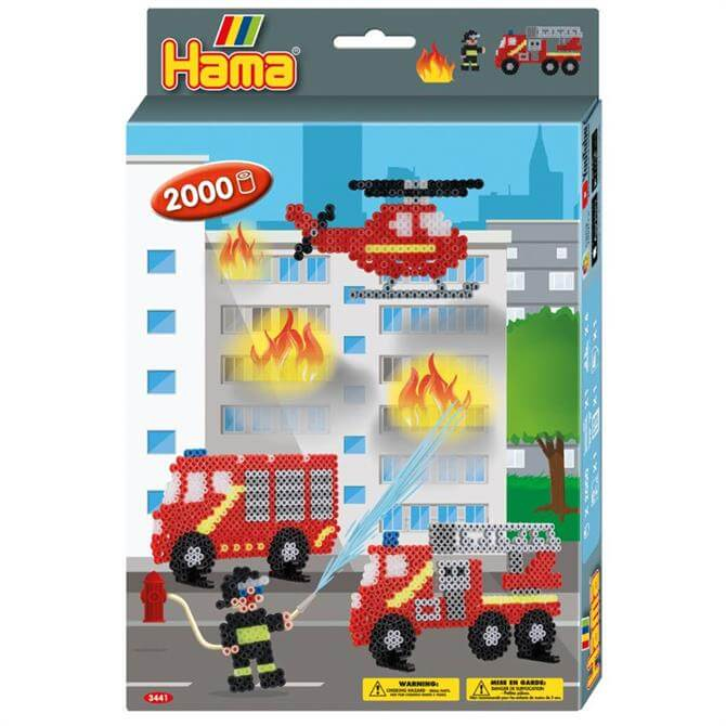 Hama Firefighters Pack