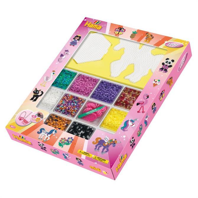 Hama Giant Pink Open Gift Box