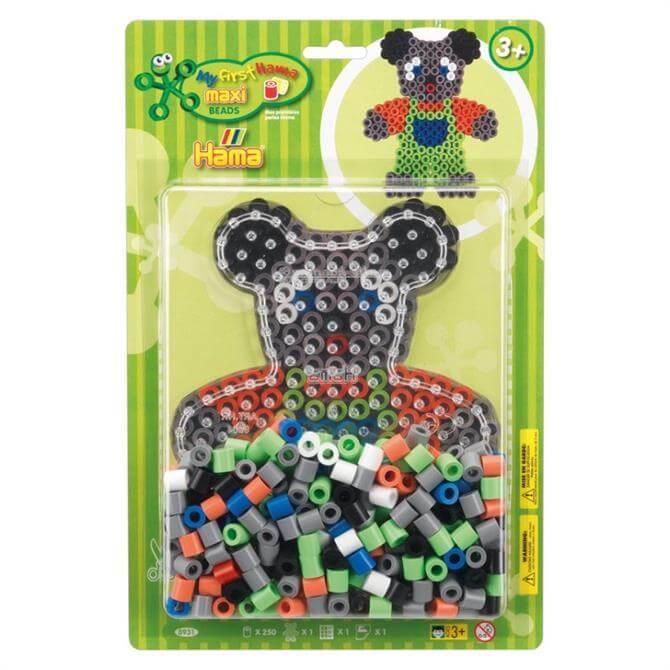 Hama Maxi Teddy Bear Bead Kit