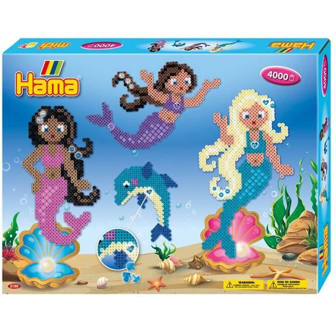Hama Mermaid Gift Box
