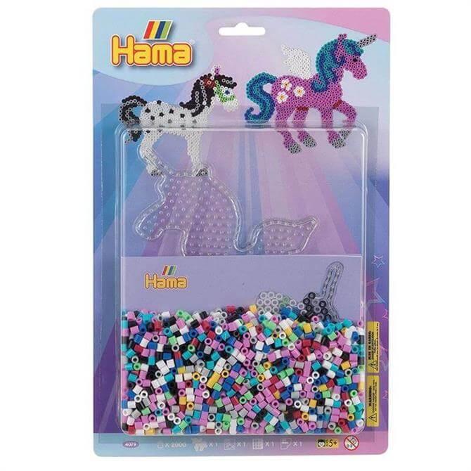 Hama Mixed Unicorn Set 4079