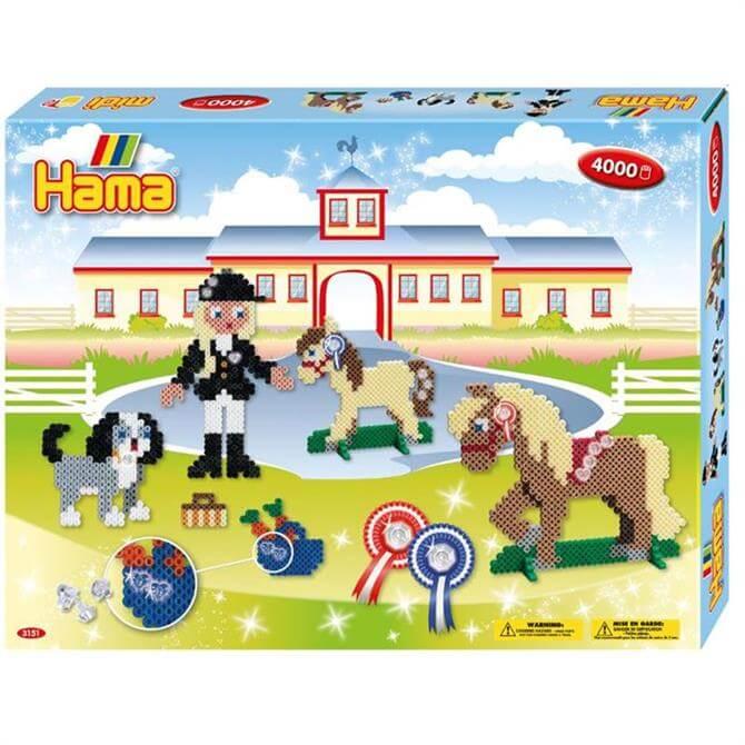 Hama Riding School Gift Box