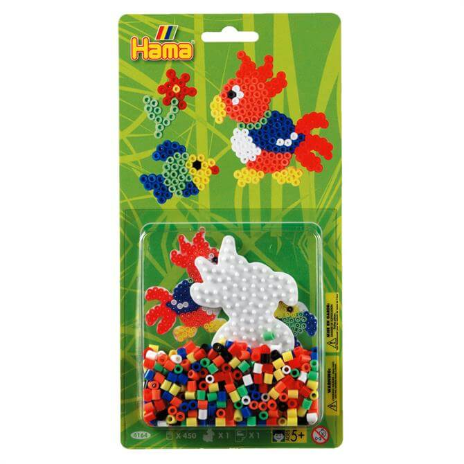 Hama Small Bead Parrot Kit 4164
