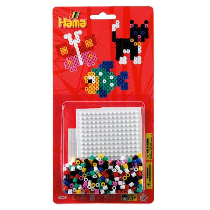 Hama Small Bead Square Kit 4162
