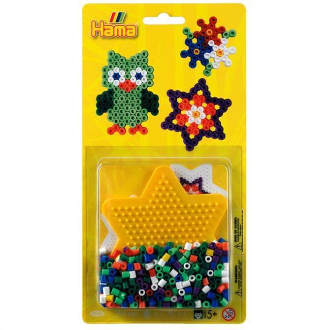 Hama Small Bead Star Kit 4163