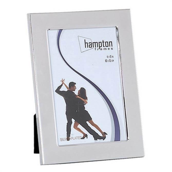 Hampton Frames Woburn Silver Plated Wide Frame