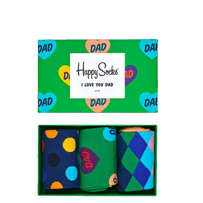 Happy Socks Father's Day Gift Box