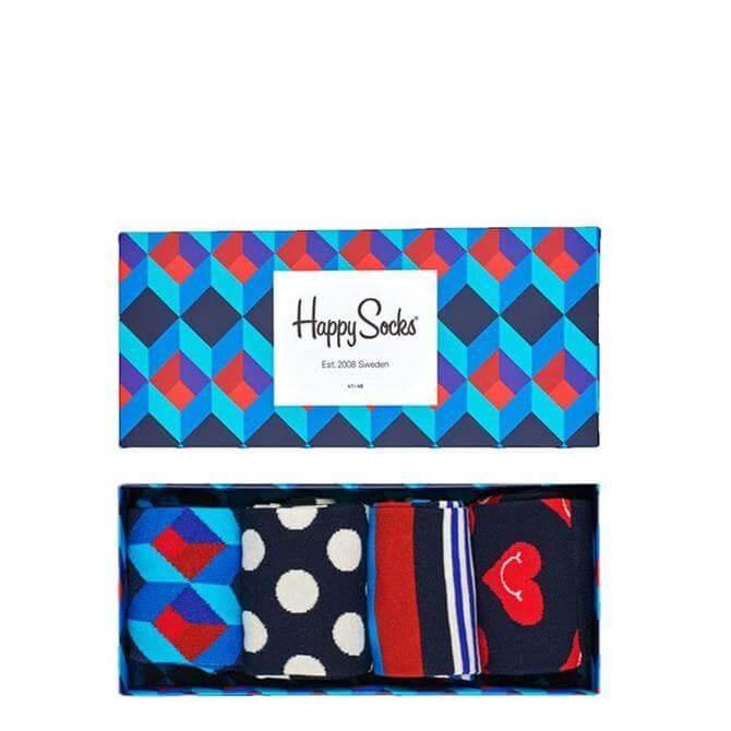 Happy Socks Nautical Gift Box
