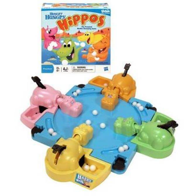 Hasbro Hungry Hippos