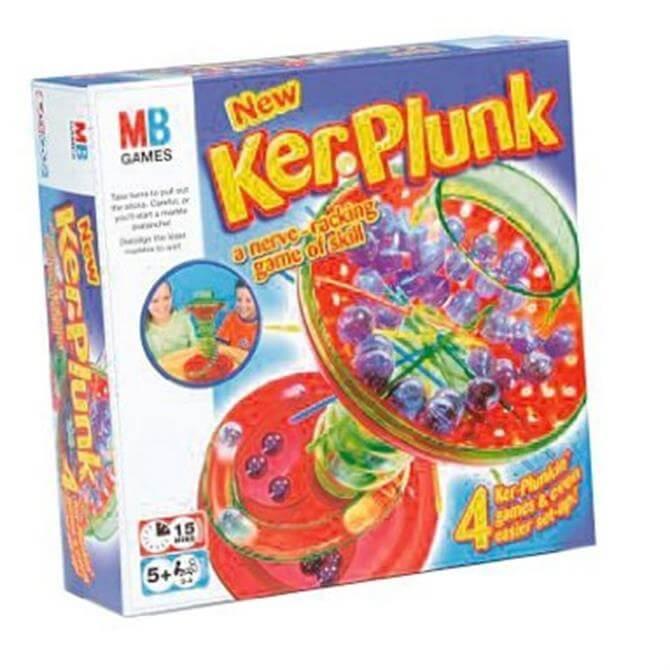 Hasbro Kerplunk 00545