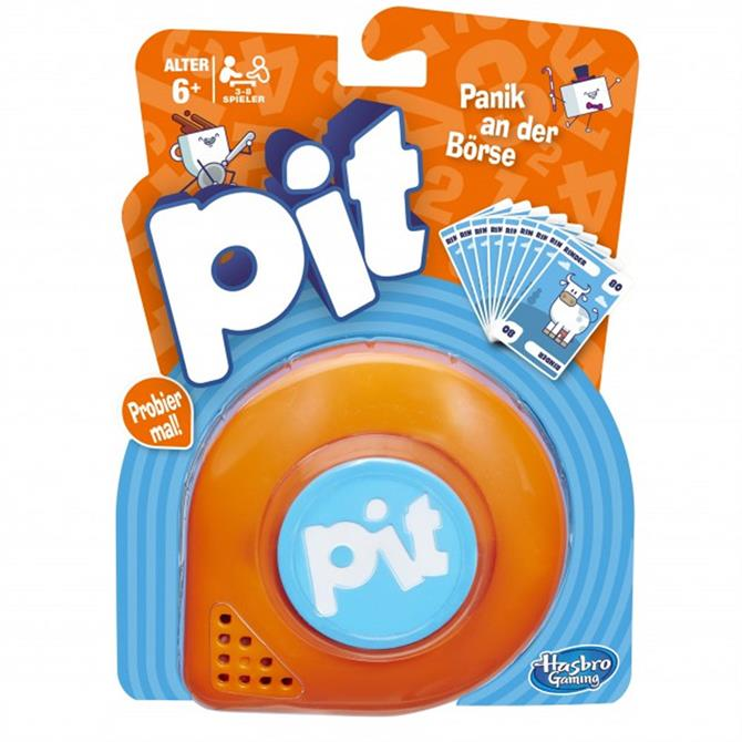 Hasbro Pit Classic Card Game
