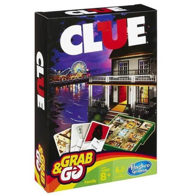 Hasbro Clue Grab & Go