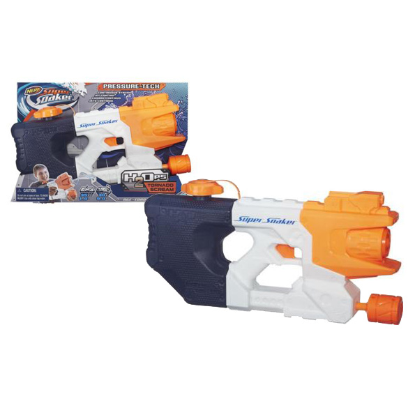An image of Nerf Supersoaker Tornado Scream