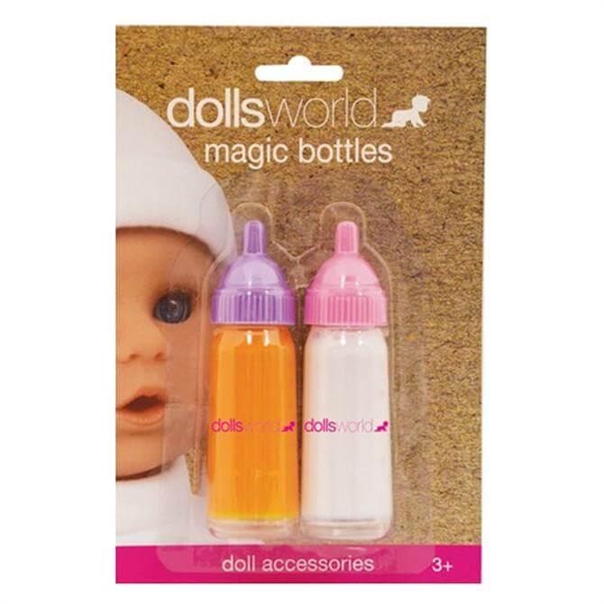 Peterkin Dollsworld Magic Bottle Set