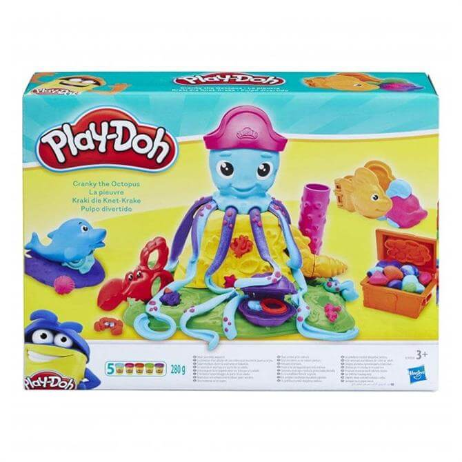 Hasbro Playdoh Cranky The Octopus