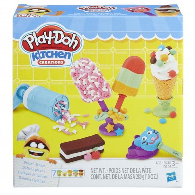 Hasbro Playdoh Frozen Treats
