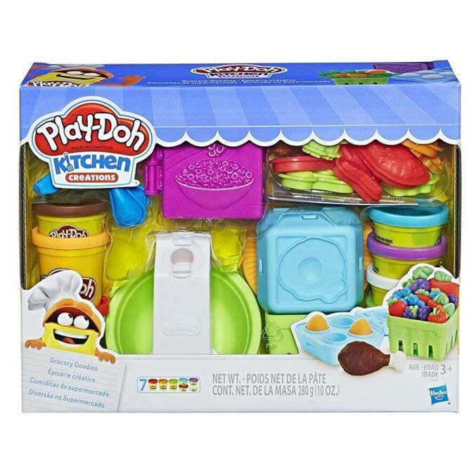 Playdoh Kitchen Grocery Goodies Set