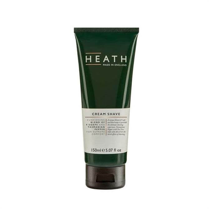 Heathcote & Ivory Cream Shave 150ml