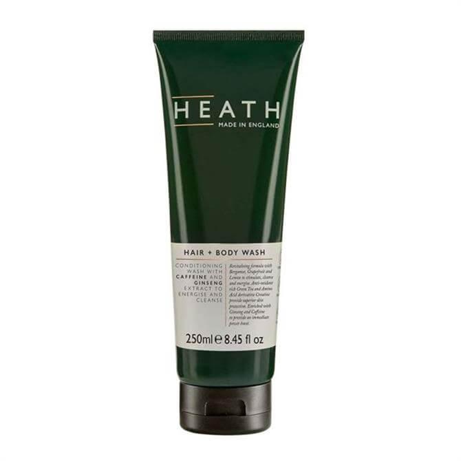 Heathcote & Ivory Hair and Body Wash 250ml