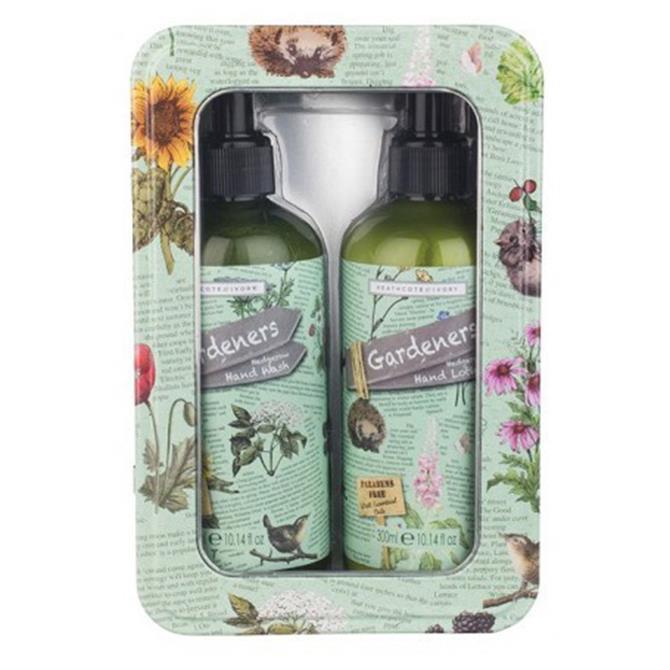 Heathcote & Ivory Gardeners' Hedgerow Hand Care Duo