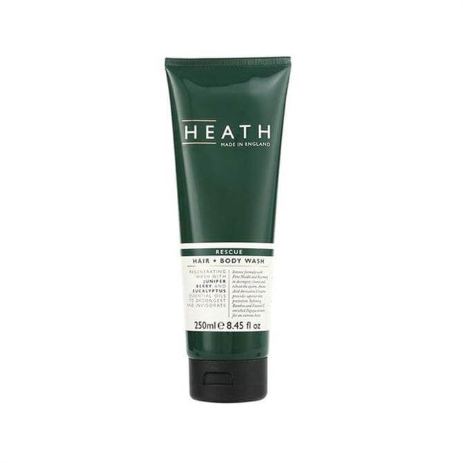 Heathcote & Ivory Rescue Hair and Body Wash 250ml