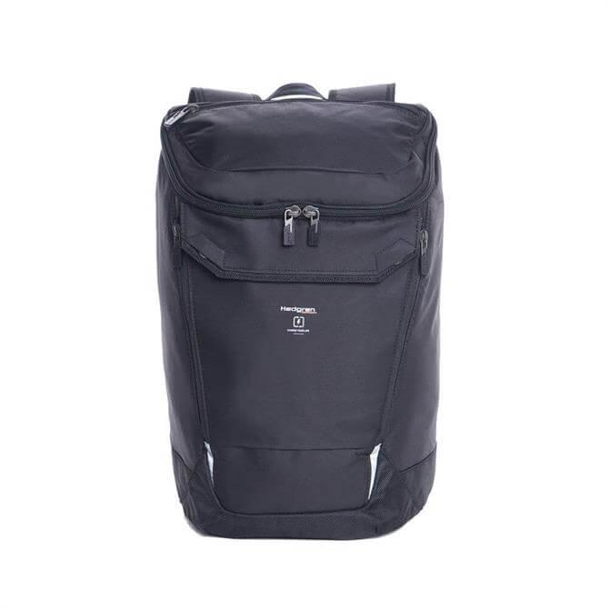 Hedgren Bond Large Backpack With Raincover RFID Black