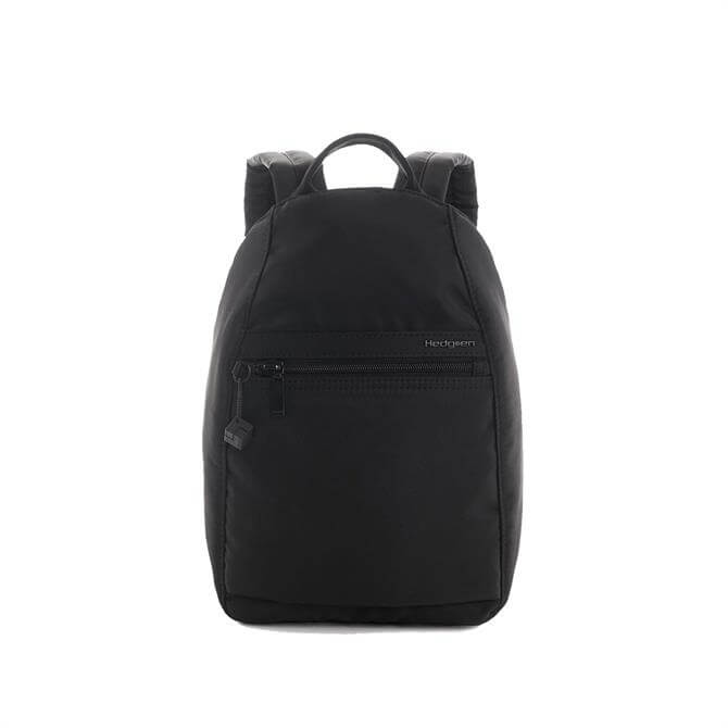 Hedgren Vouge Small Fashion RFID Backpack - Black