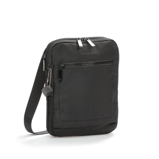 Hedgren Rupee Water-repellent RFID Passport Holder - Black