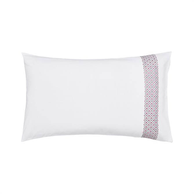 Helena Springfield Josey Charcoal Pillowcase