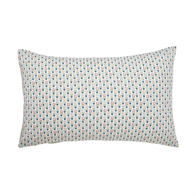 Helena Springfield Dottie/April Pair of Housewife Pillowcases