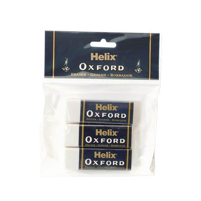 Helix Eraser 3 Pack