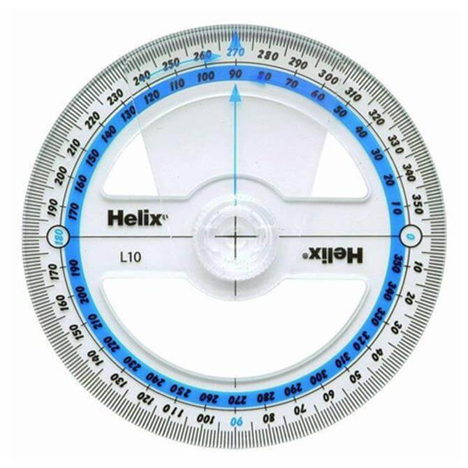Helix 360° Angle Measure