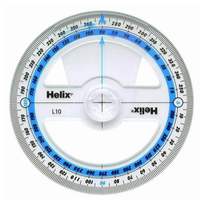 Helix 360° Angle Measure