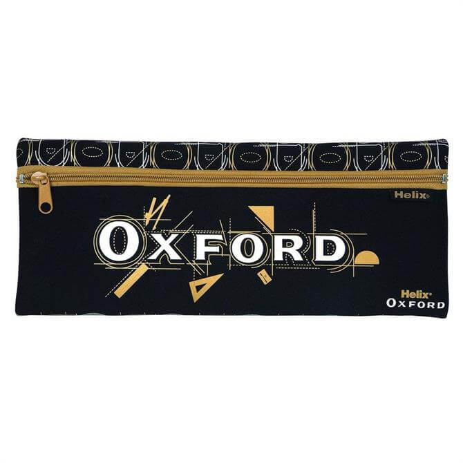 Helix Oxford Pencil Case Large