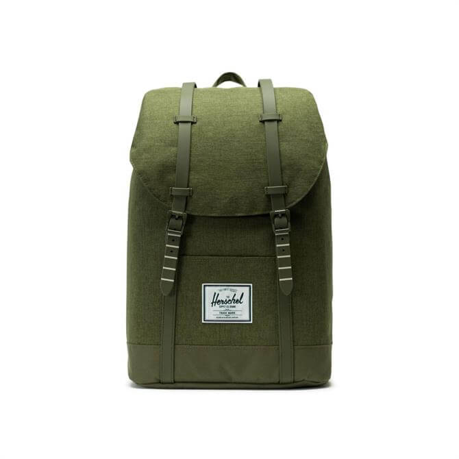Herschel Retreat Backpack – Olive Night