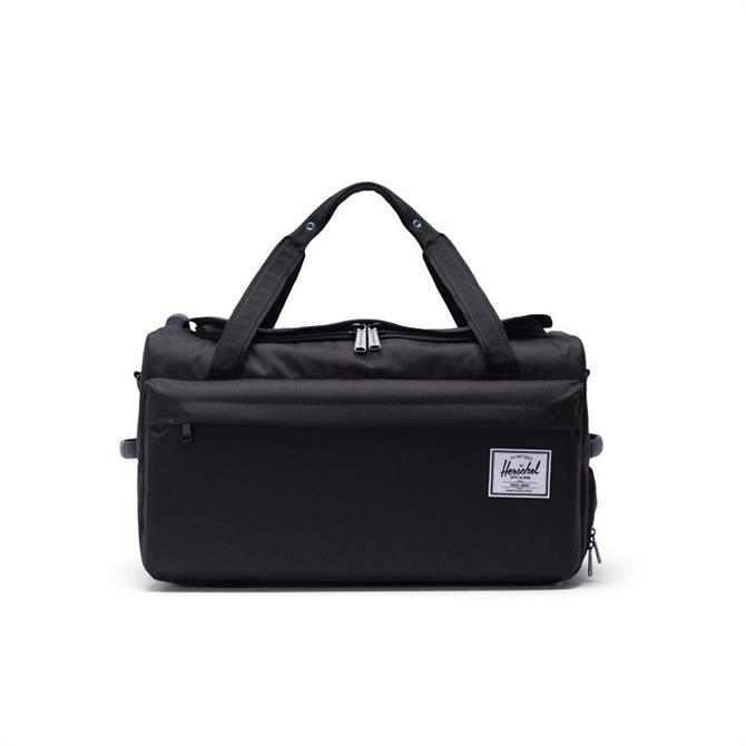 Herschel Outfitter Weekend 50L Duffle Bag - Black
