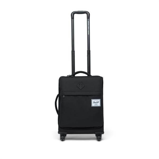 Herschel Highland Carry On Wheeled Holdall - Black