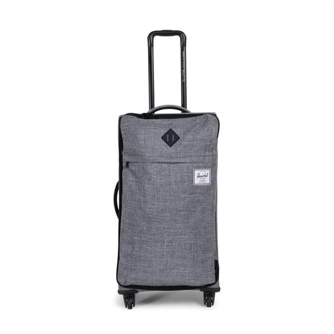 Herschel Highland Medium Wheeled Holdall- Raven