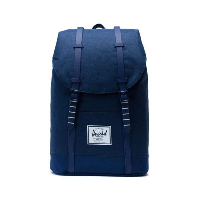 Herschel Retreat Backpack With Laptop Sleeve – Medieval Blue