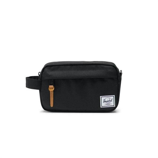 Chapter Travel Kit Carry-On Wash Bag - Black