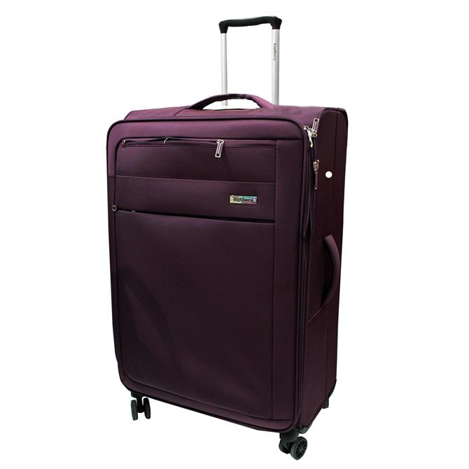 Highbury Luggage Dynamic Four Wheel Suitcases