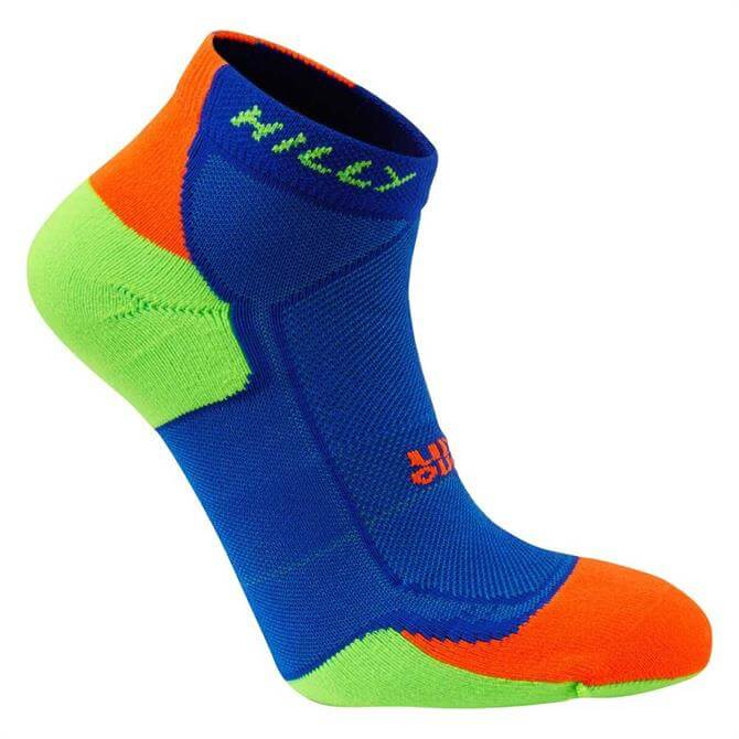 Hilly Lite Cushion Quarter Sock