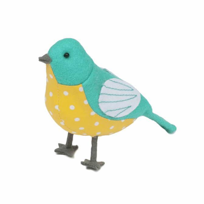 Pincushion Bird