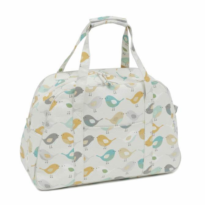 Bird Sewing Machine Bag