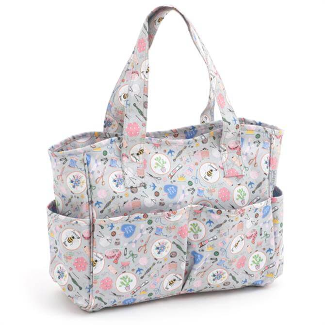 HobbyGift Craft Bag: Matt PVC