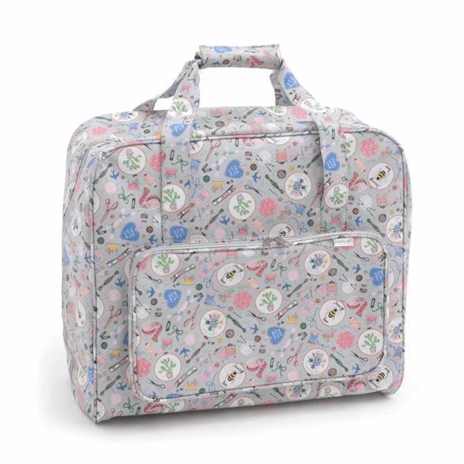 Homemade Sewing Machine Bag