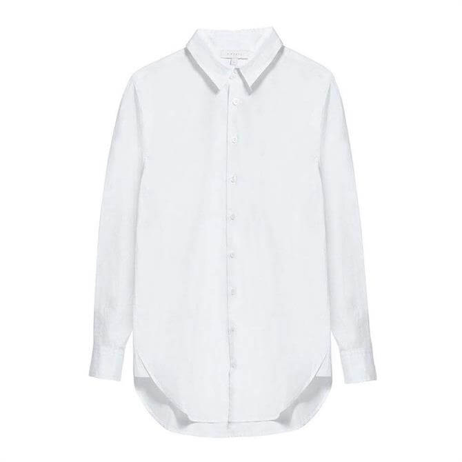Intropia Classic Crisp Cotton Shirt