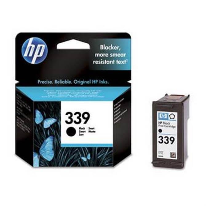 HP 339 Black C8767EE