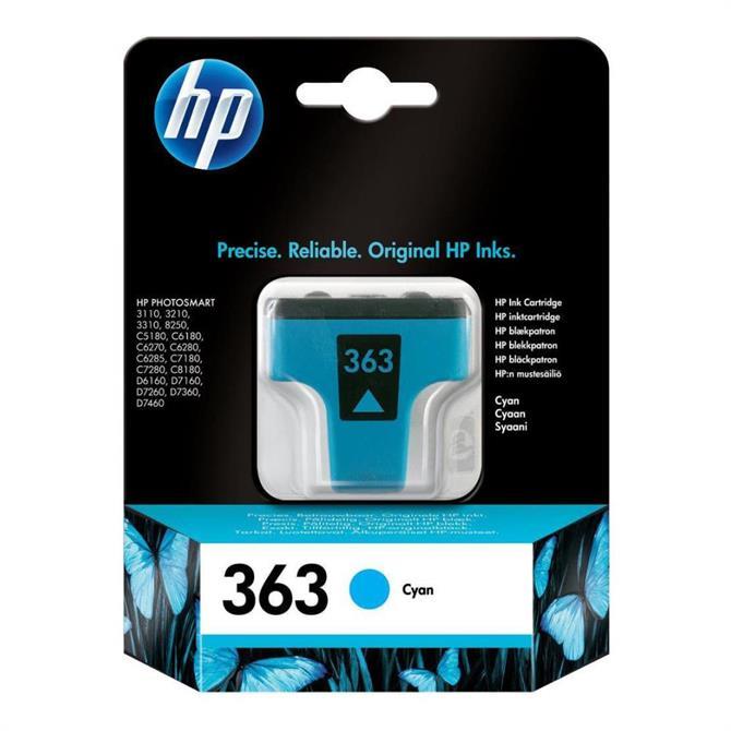 HP 363 Cyan C8771EE